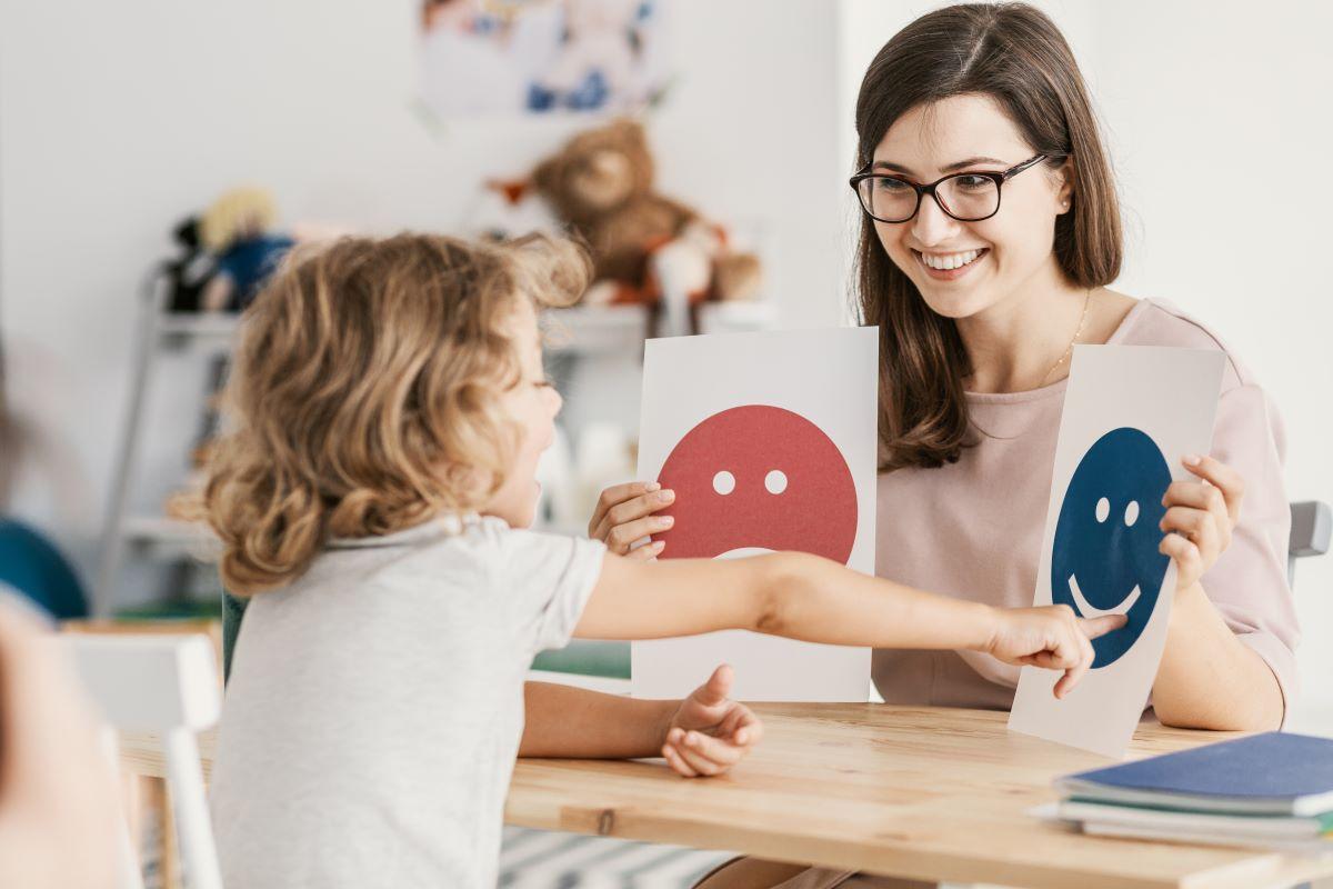 Psycholog dzieci imłodzieży